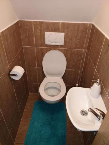 dolní toaleta